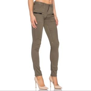 Sanctuary Ace Utility Skinny Leg Olive Green Pants